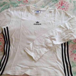 アディダス(adidas)のアディダスオリジナルM長袖(Tシャツ(長袖/七分))
