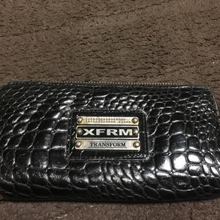Xfrm 財布 初期モデル