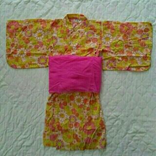 アンパサンド(ampersand)のampersand 浴衣(100cm)(甚平/浴衣)