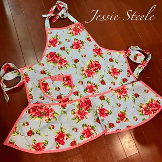 ジェシースティール(Jessie Steele)の【LOVE様専用】新品♡エプロン♡ Jessie Steele(収納/キッチン雑貨)