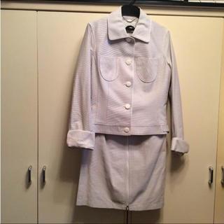 エフデ(ef-de)の新品タグ付き  エフデ セットアップ スーツ(スーツ)