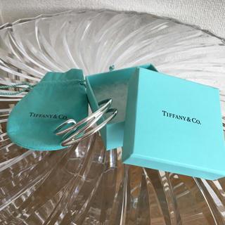 ティファニー(Tiffany & Co.)のTIFFANY & Co. バングル(ブレスレット/バングル)