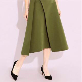 デミルクスビームス(Demi-Luxe BEAMS)のデミルクスビームス スカート38 adore(ひざ丈スカート)