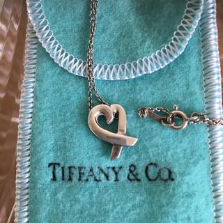 ティファニー(Tiffany & Co.)のTIFFANY & Co. ネックレス(ネックレス)