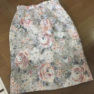 ロキエ(Lochie)のvintageスカート(ひざ丈スカート)