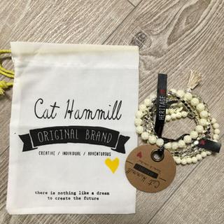 キャットハミル(CAT HAMMILL)のキャットハミル 5連ブレスレット(ブレスレット/バングル)