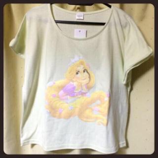 ディズニー(Disney)のラプンツェル♡ドルマンTシャツ(Tシャツ(半袖/袖なし))