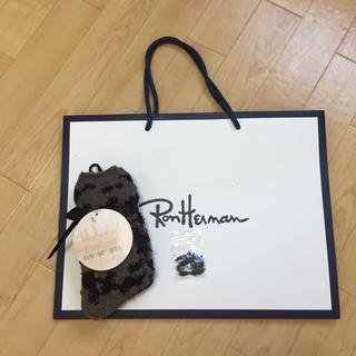 ロンハーマン(Ron Herman)の★Barefoot dreams★ベアフットドリームス★RonHerman★(ソックス)