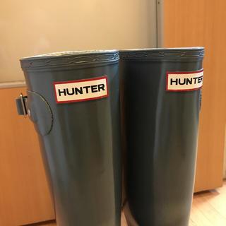 ハンター(HUNTER)のchay様専用(レインブーツ/長靴)