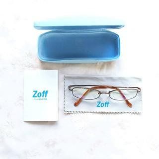 ゾフ(Zoff)のZoffブルーライトカットメガネ(サングラス/メガネ)