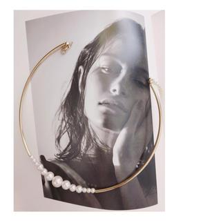 エモダ(EMODA)のpearl necklace(ネックレス)