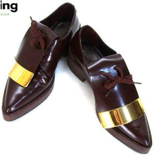 マルニ(Marni)のマルニ ロ〜ファ〜(ローファー/革靴)