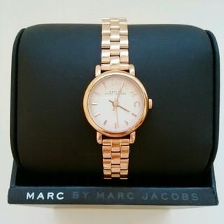 マークバイマークジェイコブス(MARC BY MARC JACOBS)のMARC BY MARC JACOBS マークバイマークジェイコブス 時計(腕時計)