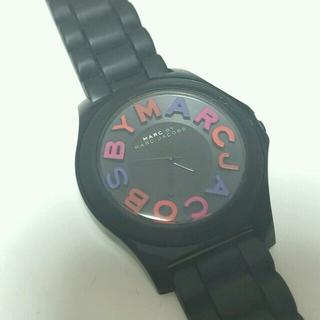 マークバイマークジェイコブス(MARC BY MARC JACOBS)のMARC BY MARC JACOBS♡腕時計(腕時計)