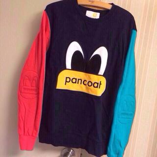 pancoat*限定色トレーナー*韓国(トレーナー/スウェット)