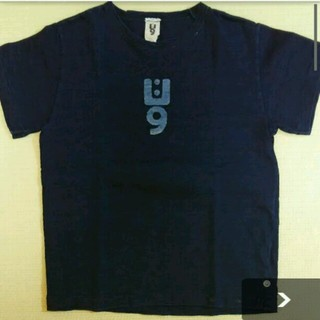 フォーティーファイブアールピーエム(45rpm)のお値下げ!45rpm キッズ インディゴ Tシャツ(Tシャツ/カットソー)