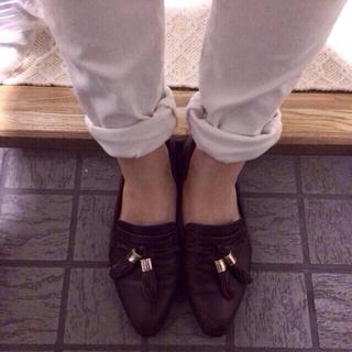 ディーホリック(dholic)のタッセルローファー(ローファー/革靴)