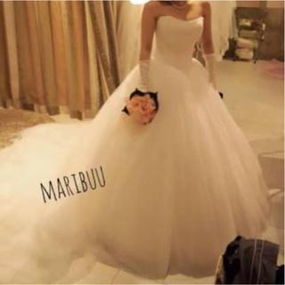 ヴェラウォン(Vera Wang)のverawang バレリーナ風 YNS ウェディングドレス 11号〜13号(ウェディングドレス)