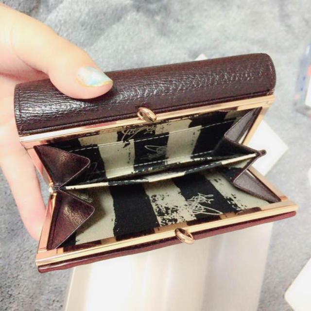 Vivienne Westwood(ヴィヴィアンウエストウッド)のヴィヴィアン 折財布 レディースのファッション小物(財布)の商品写真