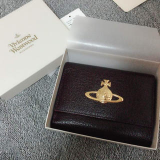 ヴィヴィアンウエストウッド(Vivienne Westwood)のヴィヴィアン 折財布(財布)