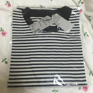 ムジルシリョウヒン(MUJI (無印良品))のMUJI LABO ボーダーTしゃつ(Tシャツ/カットソー(半袖/袖なし))