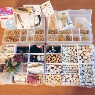 キワセイサクジョ(貴和製作所)のアクセサリーパーツセット(各種パーツ)