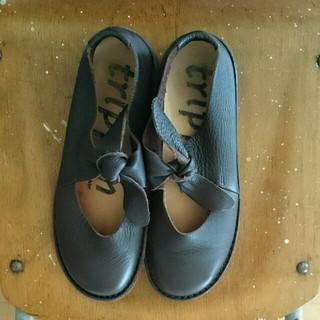 トリッペン(trippen)の芝ちゃん様専用○Trippen○トリッペン(ローファー/革靴)