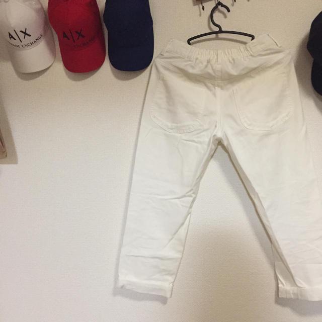 w closet(ダブルクローゼット)のダブクロデニム(ホワイト) レディースのパンツ(デニム/ジーンズ)の商品写真