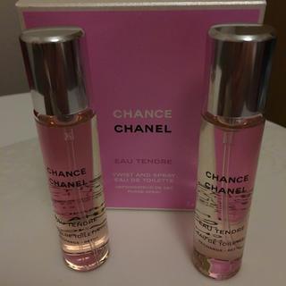 シャネル(CHANEL)のCHANEL 香水 CHANCE 新品 Dior(香水(女性用))