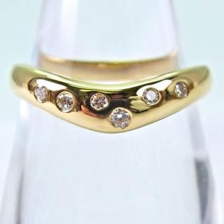 スタージュエリー(STAR JEWELRY)のつな様専用スタージュエリー/K18 ダイヤモンド リング[712-1(リング(指輪))