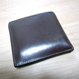 ホワイトハウスコックス(WHITEHOUSE COX)の段差様専用 ホワイトハウスコックス 二つ折り財布(折り財布)