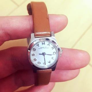 マークバイマークジェイコブス(MARC BY MARC JACOBS)の【本日値下げ】マークバイマークジェイコブス 腕時計(腕時計)