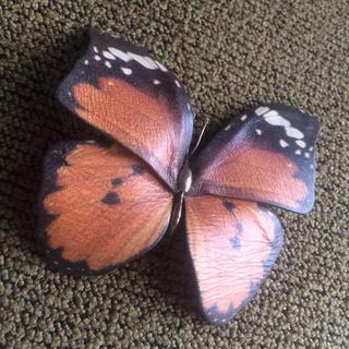 ゴンドア(gondoa)のトルクアータ 蝶々ブローチ(ブローチ/コサージュ)