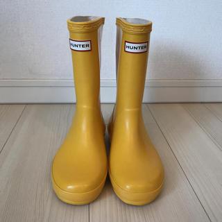 ハンター(HUNTER)のHANTERキッズレインブーツ(長靴/レインシューズ)