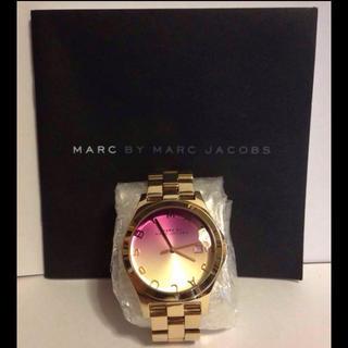 マークバイマークジェイコブス(MARC BY MARC JACOBS)のMARC BY MARC JACOBS マークバイマークジェイコブズ ★ 時計(腕時計)