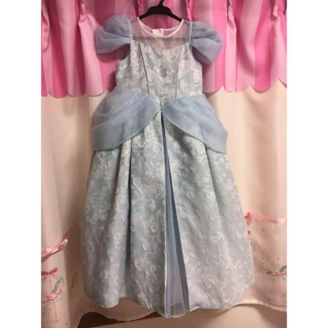 a6641fe37f97b Disney(ディズニー)のディズニーランドのシンデレラ♡ドレス 130 キッズ ベビー マタニティ