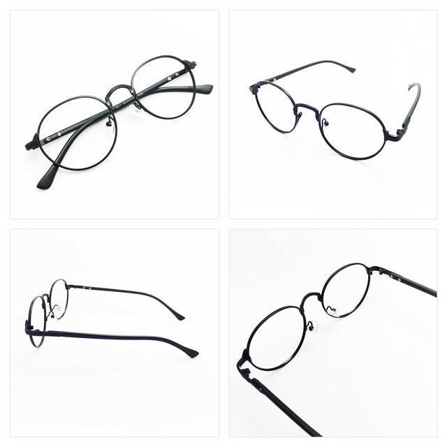 【B級品】ボストン・メタルⅠ型 ブラック レディースのファッション小物(サングラス/メガネ)の商品写真