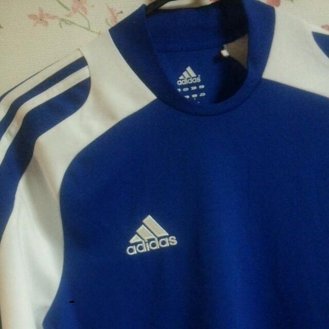 adidas(アディダス)のadidas・スポーツロンT メンズのトップス(Tシャツ/カットソー(七分/長袖))の商品写真
