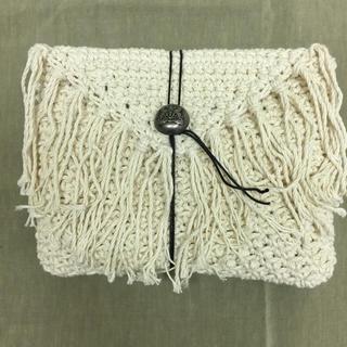 クラッチバッグ ハンドメイドのファッション小物(バッグ)の商品写真
