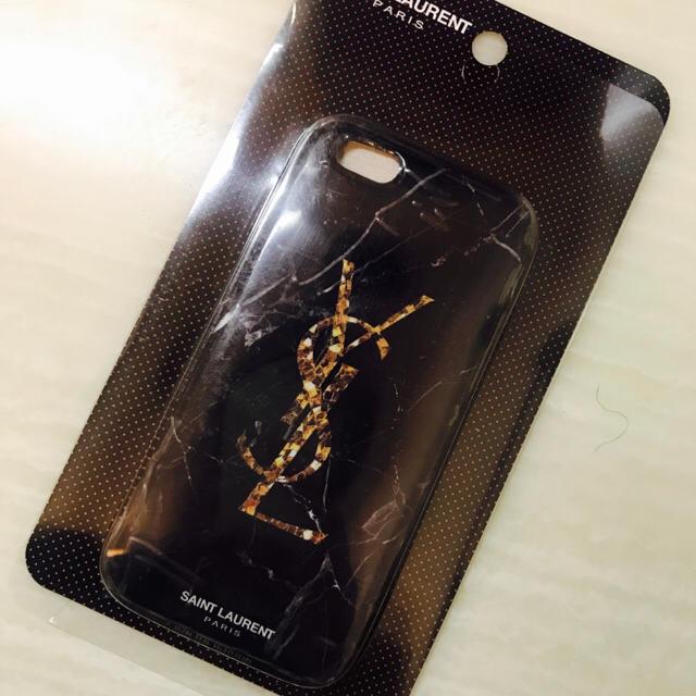Yves Saint Laurent Beaute(イヴサンローランボーテ)のイブサンローランiPhone7ケース スマホ/家電/カメラのスマホアクセサリー(iPhoneケース)の商品写真