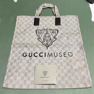 グッチ(Gucci)のセール!!グッチ✨稀少GUCCI MUSEO Linen Shopper トート(トートバッグ)