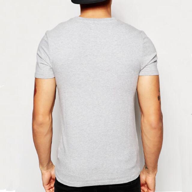 Ron Herman(ロンハーマン)のフルーツオブザルーム ライズリヴァレンス レフトアイ マウス Tシャツ グレー メンズのトップス(Tシャツ/カットソー(半袖/袖なし))の商品写真
