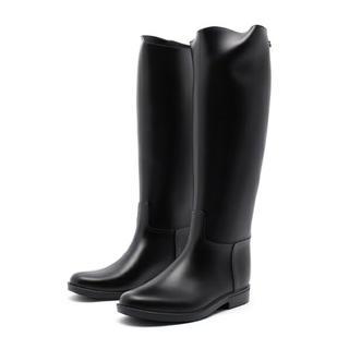 マーガレットハウエル(MARGARET HOWELL)のここまま様専用♡新品♡ブラック レインシューズ(レインブーツ/長靴)