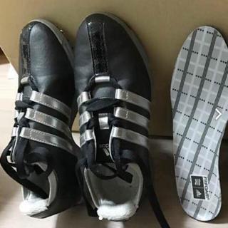 アディダス(adidas)のチョコさま専用 アディダス ゴルフシューズ 23.0 美品(シューズ)