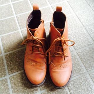 ブラウン♥︎ブーツ♥︎(ブーツ)
