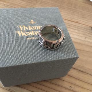 ヴィヴィアンウエストウッド(Vivienne Westwood)の正規品 ヴィヴィアン・ウェストウッド ヴィンテージリング 指輪 定番 シルバー(リング(指輪))