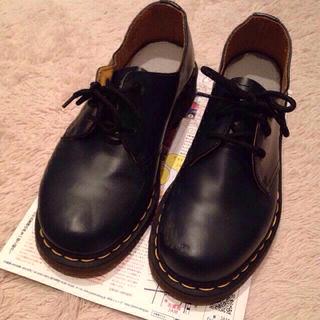 ドクターマーチン(Dr.Martens)のDr.Martin 3ホール ブーツ(ローファー/革靴)