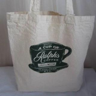 ラルフローレン(Ralph Lauren)の日本未入荷!【Ralph's Coffee Tote Bag 】エコバッグ(エコバッグ)