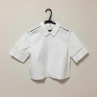 オープニングセレモニー(OPENING CEREMONY)のOPENING CEREMONY 新品未使用 半袖シャツ(シャツ/ブラウス(半袖/袖なし))