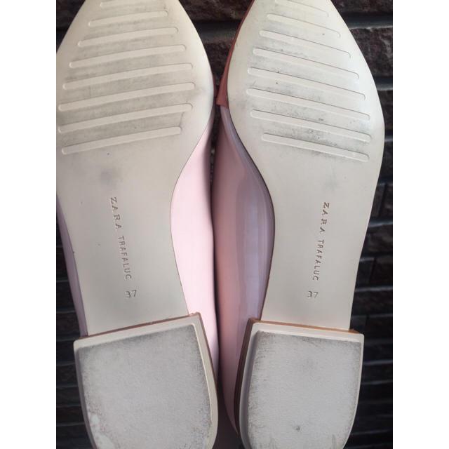 ZARA(ザラ)のZARA size 37 レディースの靴/シューズ(ハイヒール/パンプス)の商品写真